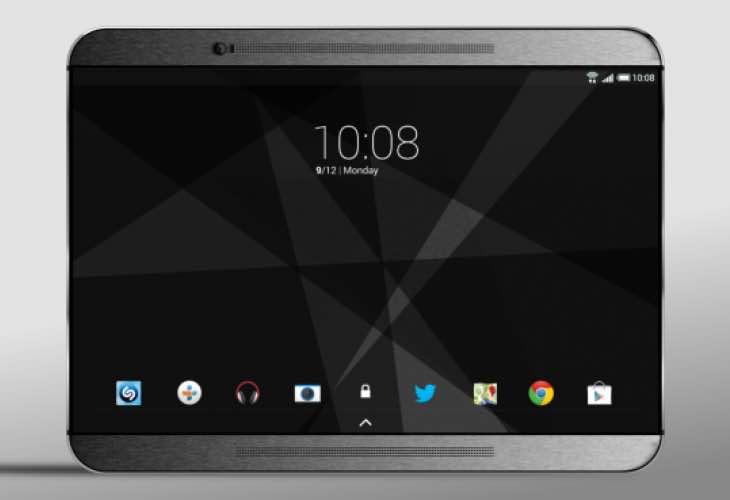 HTC tablet specs