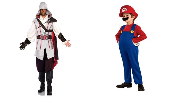 halloween costumes for video game characters product reviews net