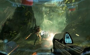 Halo 4 in UK first at pre-release festival