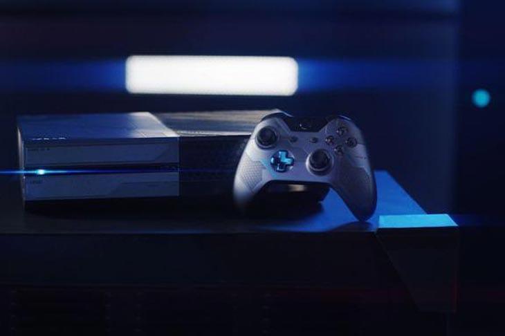 Halo-5-Xbox-One-console