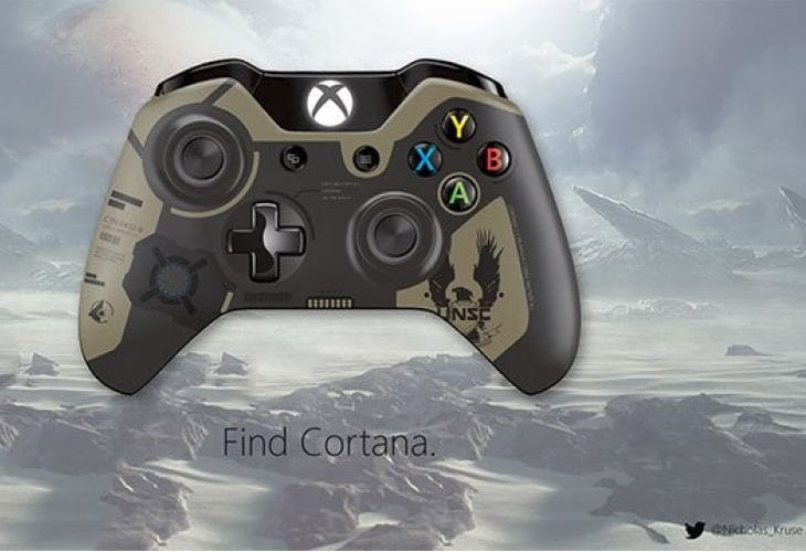 Halo 5 accessories commence with Xbox One controller