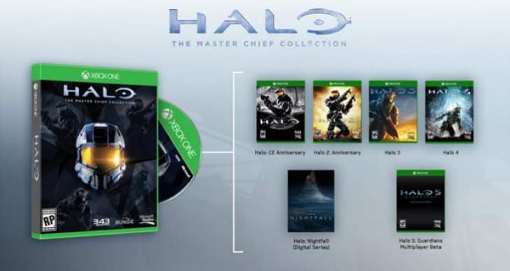 Halo: Master Chief Collection price at Asda and Tesco