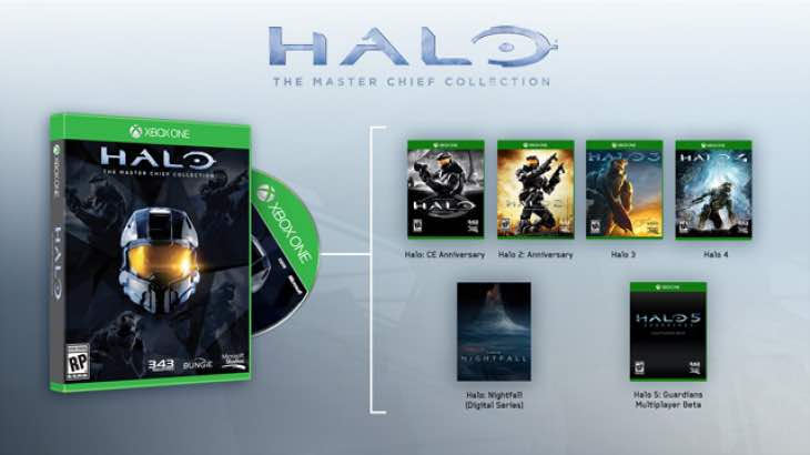 Halo- Master Chief Collection price at Asda and Tesco