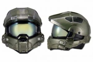 Halo Master Chief motorcycle helmet release looms