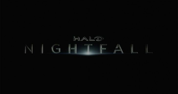 Halo: Nightfall TV series behind the scenes