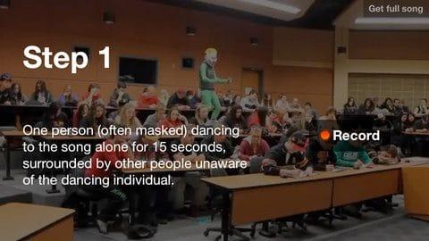 Harlem Shake Creator HD iOS app