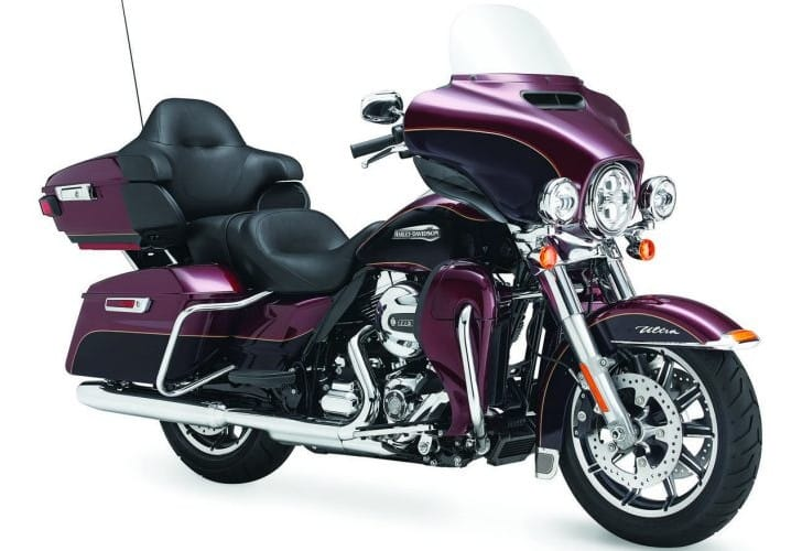 Harley Davidson 2014 models list: Enhancements explained
