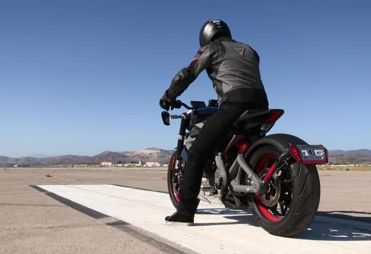 Harley Davidson Livewire release