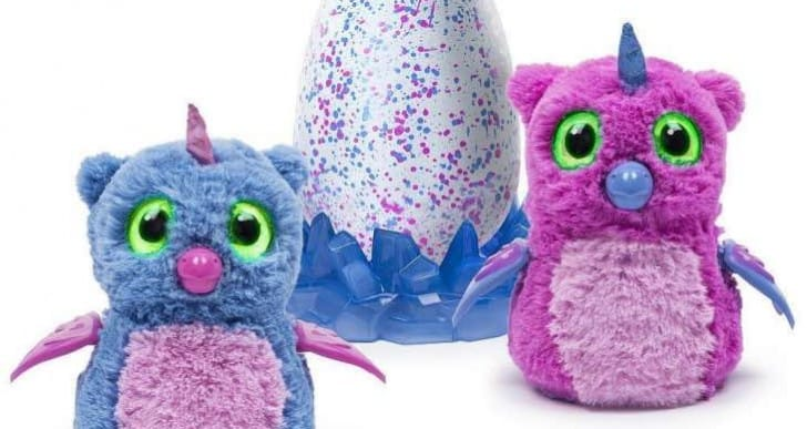 Hatchimals not in stock for Argos 3 for 2 Toys event today
