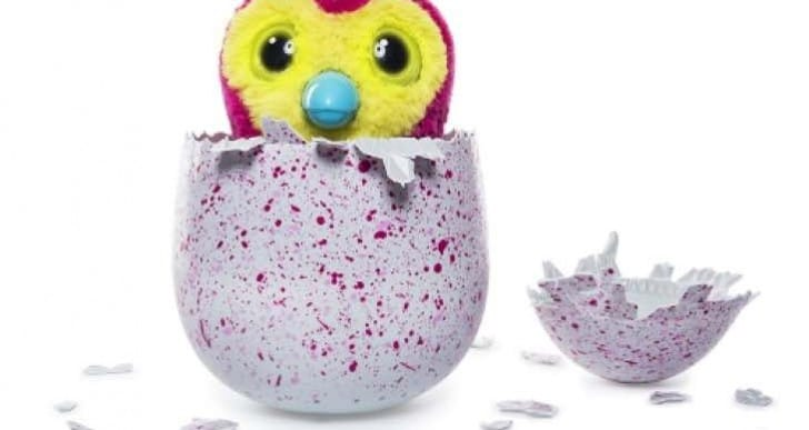There's Hatchimals inventory hitting shelves all month