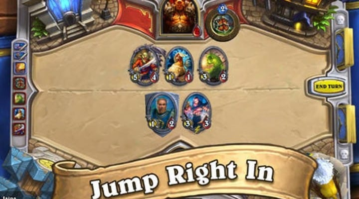 Hearthstone demand on Android versus iPhone