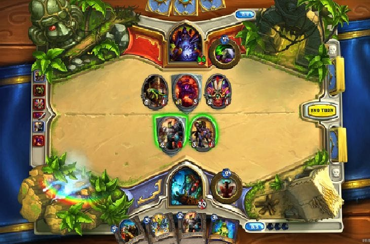 Hearthstone's European open beta now live