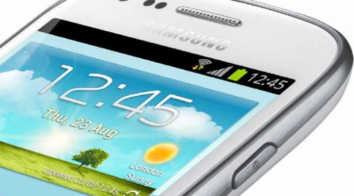 Hints of Samsung Galaxy S4 Mini and iWatch wannabe