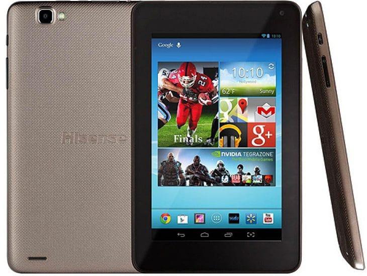 Hisense Sero Pro 7-inch tablet specs
