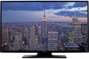 Hitachi 40HBD06U 40-inch HD TV/DVD quick start and manual