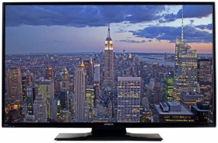 Hitachi 40HBD06U 40-inch HD TV:DVD