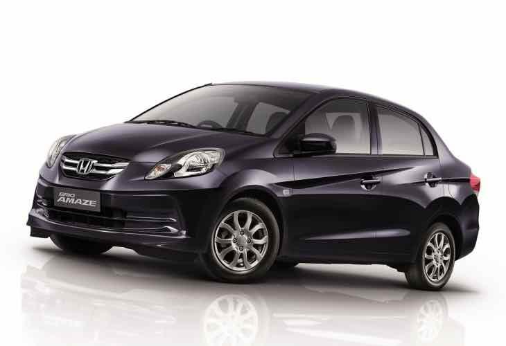 Honda Amaze price