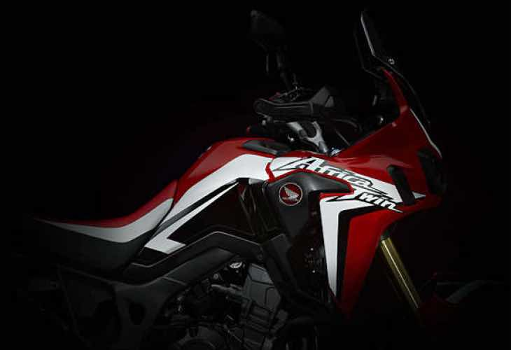 Honda CRF1000L Africa Twin confirmed, but no tech specs