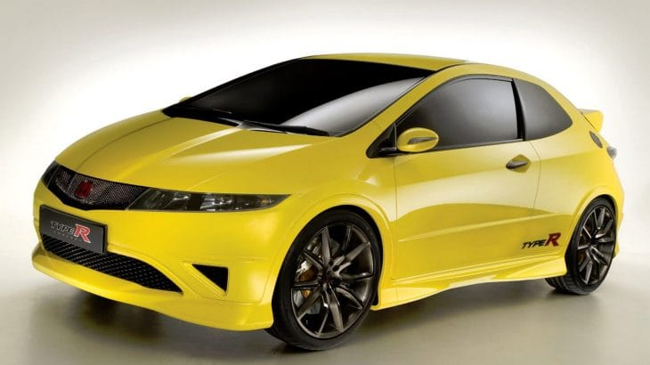 Honda Civic Type R US release