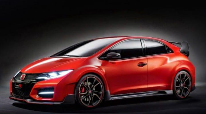 Honda Civic Type R rallies US desperation