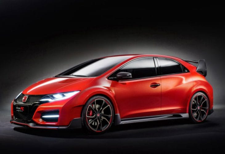 Honda Civic Type R rallies US desperation