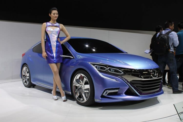 Honda Concept B coupe