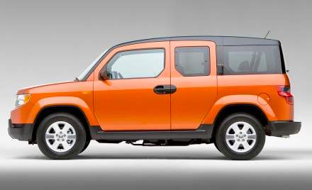 Honda Element Discontinued After 2011: CR-V to Blame ...