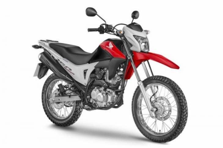 Honda NXR 160 bike