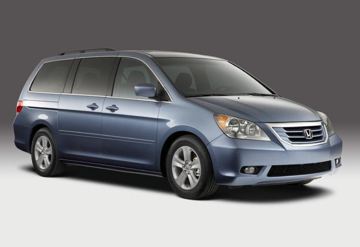 Honda Odyssey recall prompts VIN check