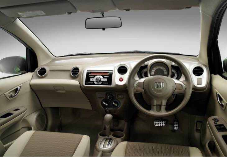 Honda airbag recall in India for Brio