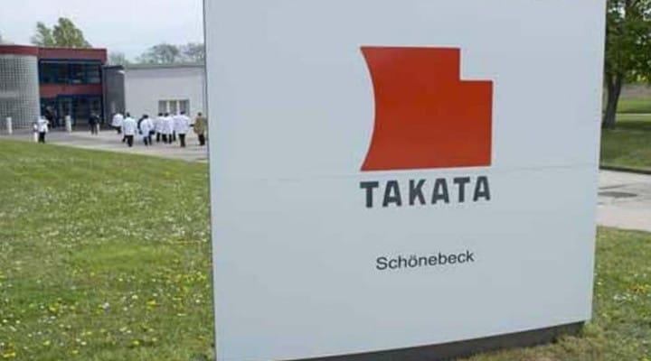 Honda and Toyota national airbag recall response