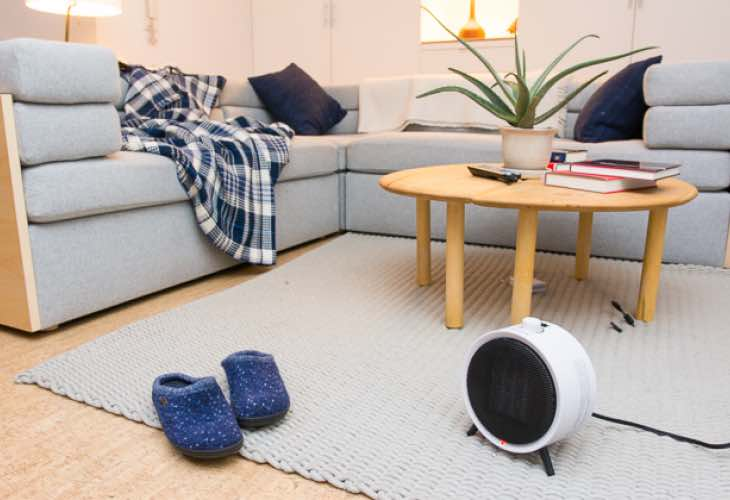 Best Space Heater For Extra Large Room