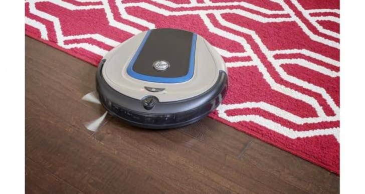 Hoover BH70700 Quest 700 Robotic Vacuum's positive review score