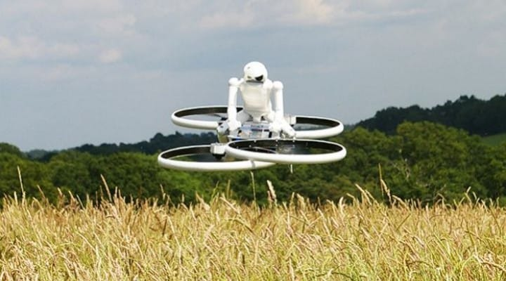 MA Drone 3, Hoverbike release possibility with Kickstarter