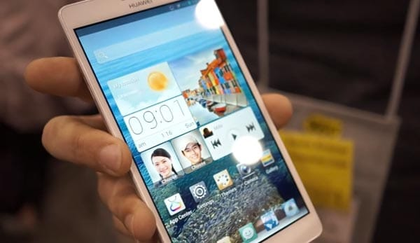Huawei Ascend Mate visual review roundup