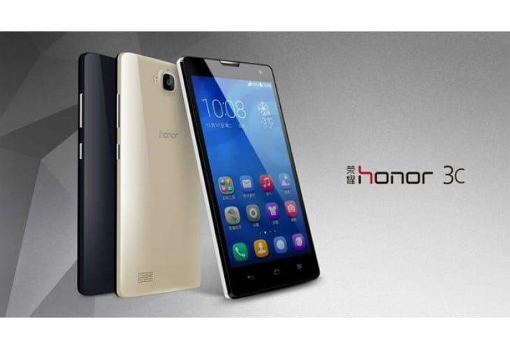 Huawei Honor 3C price in India, release date imminent