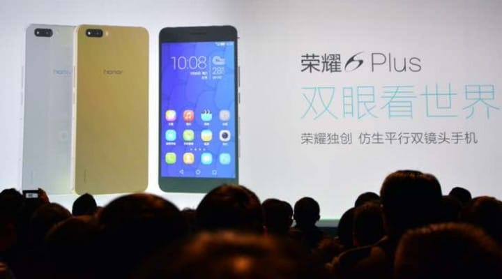 Huawei Honor 6 Plus vs. iPhone 6 Plus – No specs similarities