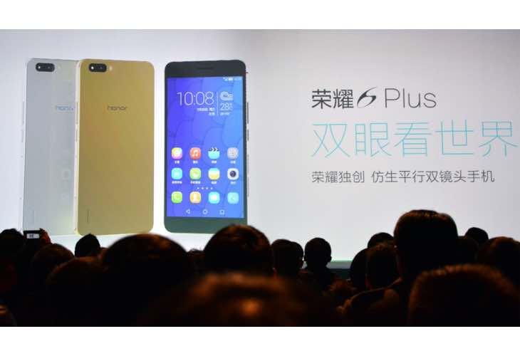 Huawei Honor 6 Plus Vs iPhone 6 Plus - No specs similarities