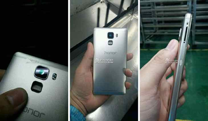 Huawei Honor 7 Plus specs