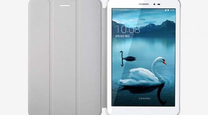 Huawei Honor tablet flip cover coming soon