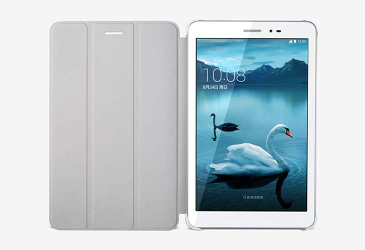 Huawei Honor tablet flip cover coming soon