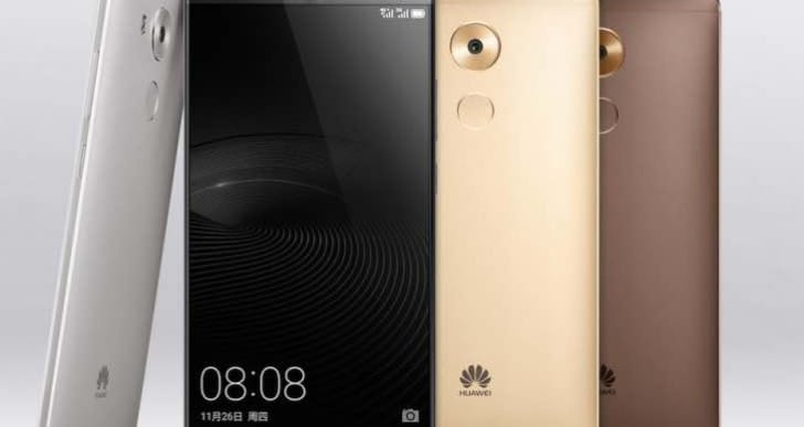 Huawei Mate 8 price, release date January 2016 announcement