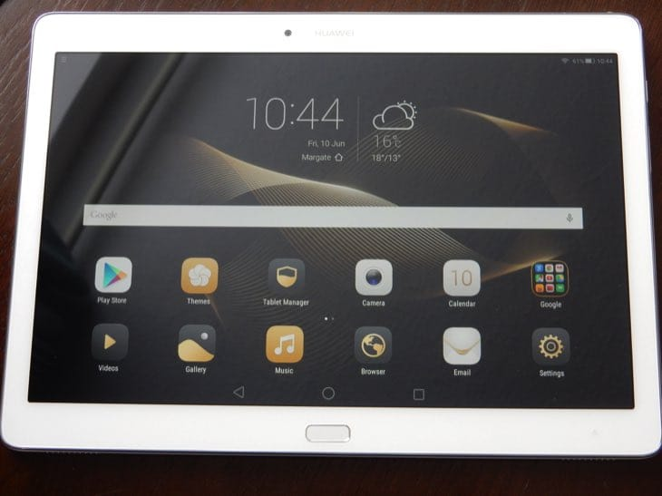 Huawei MediaPad M2 10.0 - Hands-on review 13