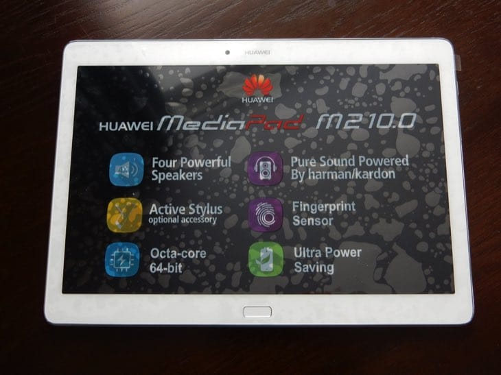 Huawei MediaPad M2 10.0 - Hands-on review 7