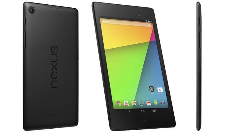Huawei MediaPad X1 vs. Nexus 7