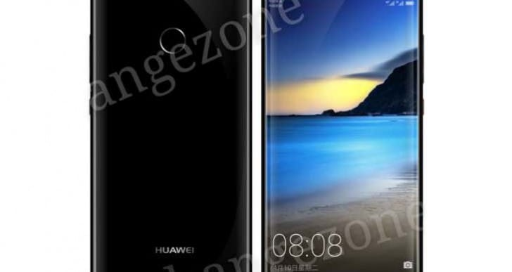 Huawei P10 design and camera from leaked renders