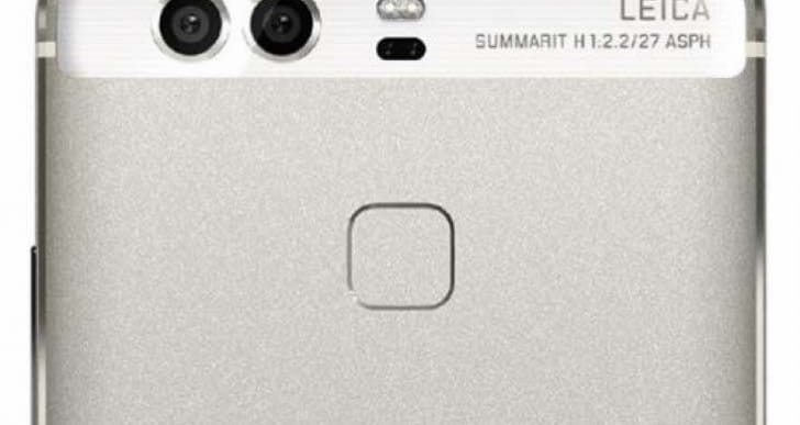 Huawei P9 Leica camera image tease urges specs