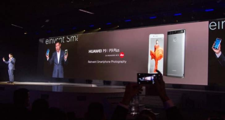 Huawei P9 variants and pricing with almost-identical cameras