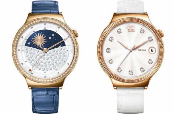 Huawei Watch Elegant, Jewel shipping