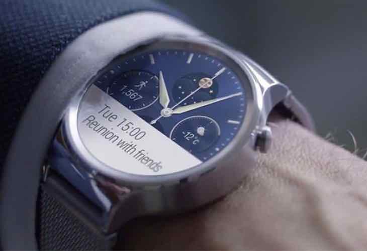 Huawei Watch release date looms